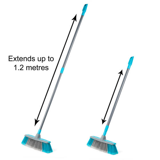 Beldray Cleaning Broom with Telescopic Handle Thumbnail 5