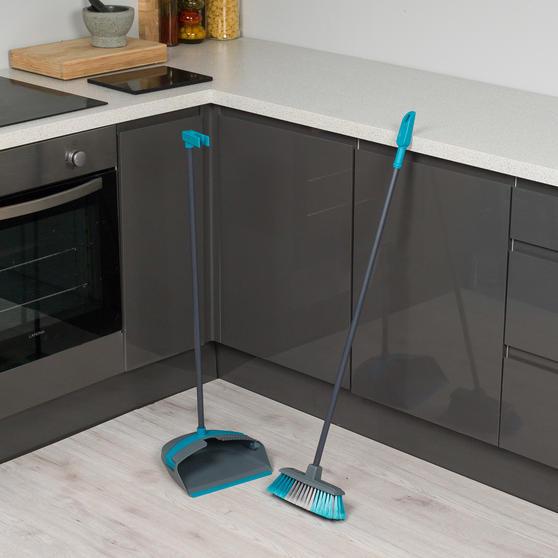 Beldray Beldray Long Handled Dustpan and Broom Main Image 3