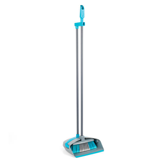 Beldray Beldray Long Handled Dustpan and Broom Thumbnail 2