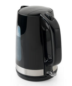 Salter EK2898 Deco Collection Kitchen 1.7 L Kettle, 3000 W, Black / Stainless Steel Thumbnail 5