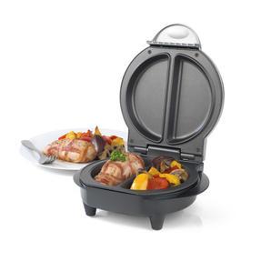 Salter EK2716 Non-Stick Dual Omelette Maker, 750 W Thumbnail 3