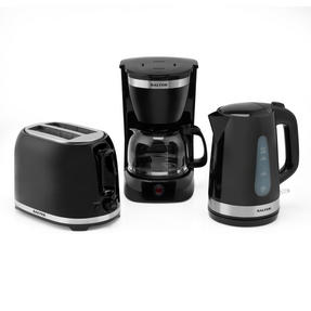 Salter Coffee Maker with Keep Warm Function, Black and Stainless Steel Thumbnail 9