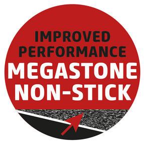 Salter BW05750 Megastone Collection Non-Stick Forged Aluminium Saucepan, 20 cm, Black Thumbnail 4