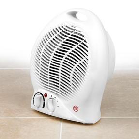 Beldray EH0567 Fan Heater and Cooler, 1000 W/2000 W Thumbnail 4