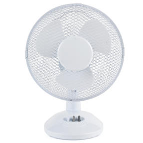 "Beldray EH2658STK Desk Fan, 9"", White"
