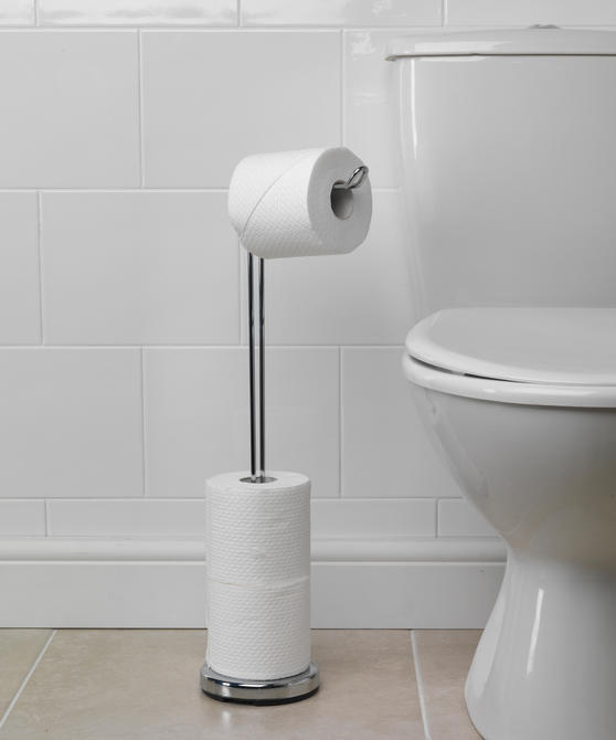 Beldray Swivel Top Toilet Roll Holder Thumbnail 3