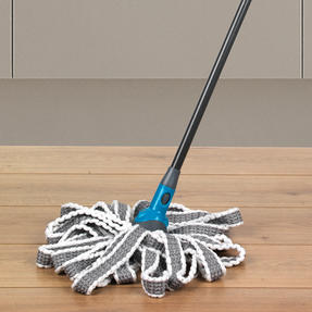 Beldray Mix and Match Click and Connect Cleaning Set with Mop, Duster and Broom Heads Thumbnail 3