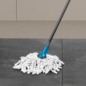 Beldray Mix and Match Click and Connect Cleaning Set with Microfiber Mop and Duster Heads Thumbnail 4