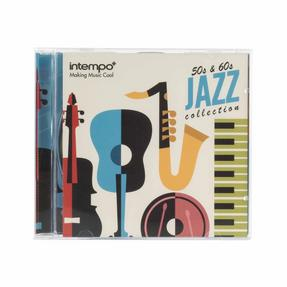 Intempo EE2919 50s and 60s Jazz Collection CD
