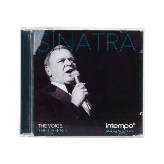 Intempo Frank Sinatra The Voice The Legend Classics CD