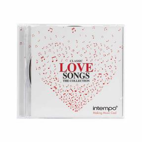 Intempo EE1577 Classic Love Songs the Collection, 16 Tracks