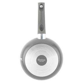 Domo 1406501 Cucina Italiana Deep Non-Stick Frying Pan, 20 cm, Black Thumbnail 3