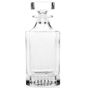 RCR 51521020006 Crystal Glassware Timeless Square Whisky / Wine Decanter, 75 CL / 750 ML Thumbnail 3
