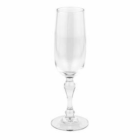 Luminarc L0704 Charms Glasses 17cl Champagne Flutes, Pack of 3 Thumbnail 1