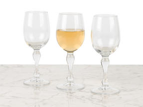 Luminarc L0707 Charms 20 cl Wine Glasses, Pack of 3 Thumbnail 1