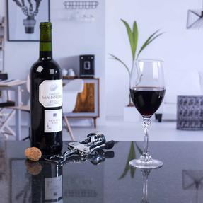 Luminarc L0927 Poetic 35 cl Wine Glasses, Pack of 3 Thumbnail 2