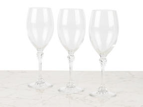 Luminarc L0927 Poetic 35 cl Wine Glasses, Pack of 3 Thumbnail 2