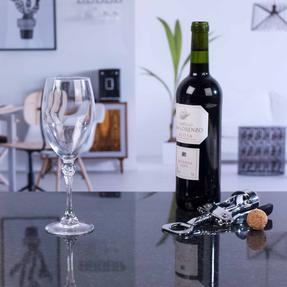 Luminarc L0927 Poetic 35 cl Wine Glasses, Pack of 3 Thumbnail 3