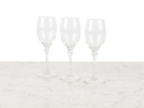 Luminarc L0940 Poetic 19 cl Wine Glasses, Pack of 3 Thumbnail 2