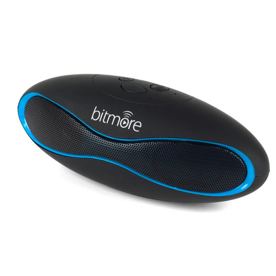 Bitmore BMBS9210 Torpedo Pro High Definition Pure Sound Wireless Bluetooth Speaker, 3 W