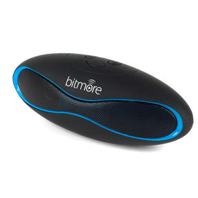 Bitmore BMBS9210 Torpedo Pro High Definition Pure Sound Wireless Bluetooth Speaker, 3 W Thumbnail 1