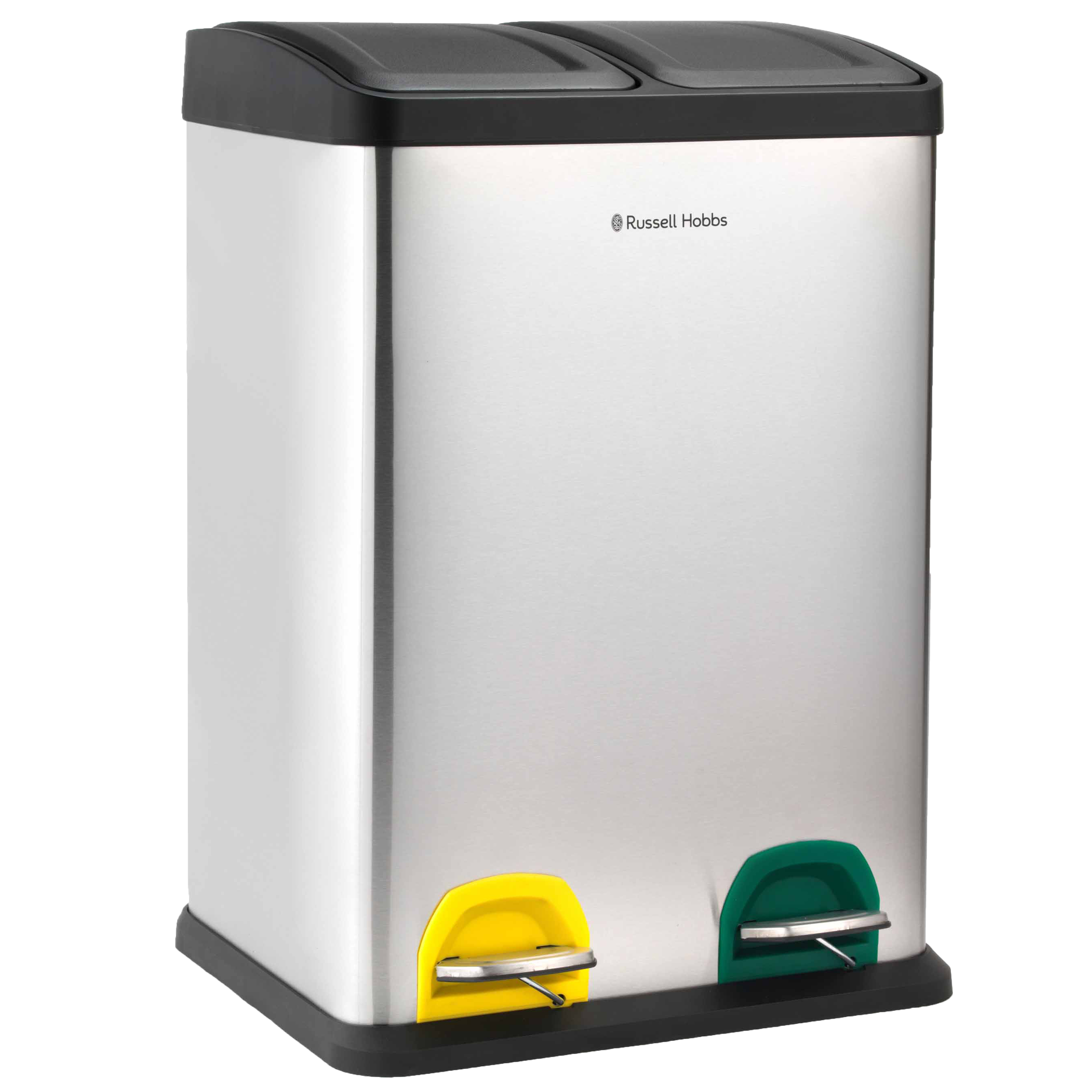 Russell Hobbs Rh00140 Kitchen Recycle Waste Separation Bin 2