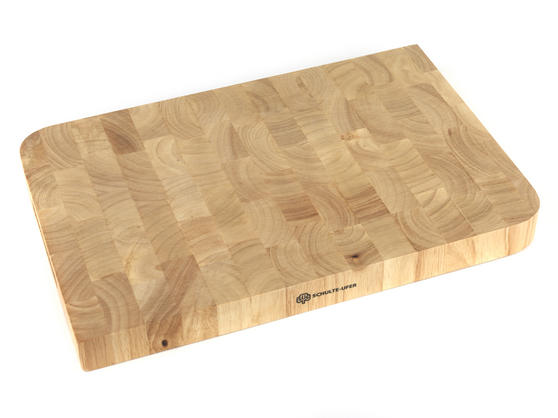 Schulte-Ufer 1303113 Professional Thick Wooden Chopping Board