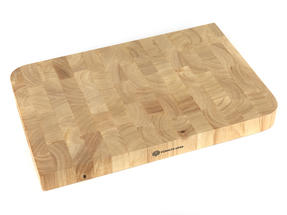 Schulte-Ufer 1303113 Professional Thick Wooden Chopping Board Thumbnail 1