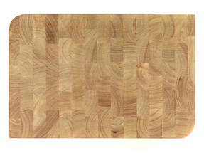 Schulte-Ufer 1303113 Professional Thick Wooden Chopping Board Thumbnail 2