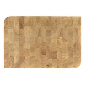 Schulte-Ufer 1303113 Professional Thick Wooden Chopping Board Thumbnail 7