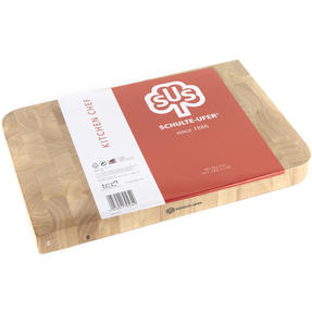 Schulte-Ufer 1303113 Professional Thick Wooden Chopping Board Thumbnail 9