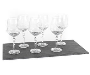 RCR 26522020006 Crystal Glassware Alkemist Cocktail Glasses, 670 ML, Set of 6 Thumbnail 1