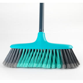Beldray LA049797 Sweepmax Indoor Outdoor Cleaning Broom, 121 cm, Blue