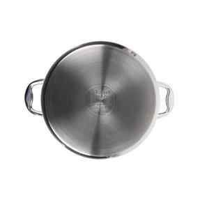 Russell Hobbs Classic Collection 6 Piece Pan Set and 28 CM Casserole Pan, Stainless Steel Thumbnail 7