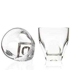 RCR COMBO-2193 Fior Di Loto Crystal Whisky Tumblers Glasses, 270 ml, Set of 24 Thumbnail 3