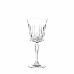 RCR COMBO-2187 Set of 6 Timeless Luxion Crystal Wine Glasses and Wine Decanter Thumbnail 4
