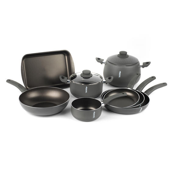 Domo COMBO-2165 Cucina Italiana Complete Cookware Collection