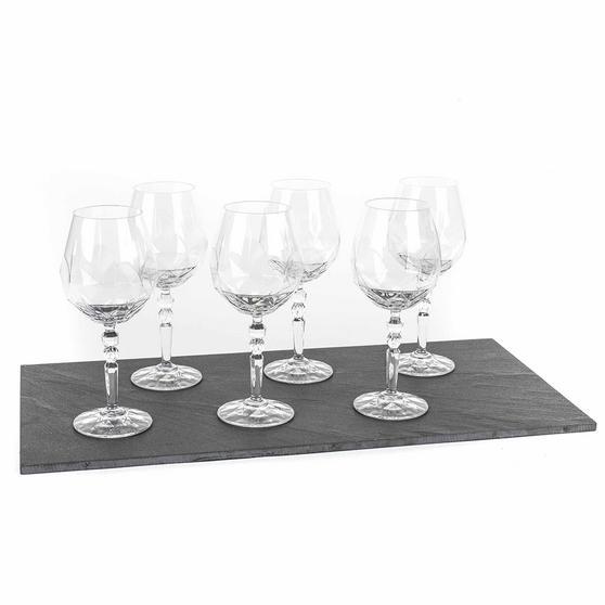 RCR 26521020006  Crystal Glassware Alkemist Aperitif Glasses, 530 ml, Set of 6