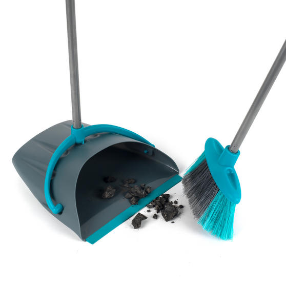 Beldray Dustpan and Broom Cleaning Set Thumbnail 4