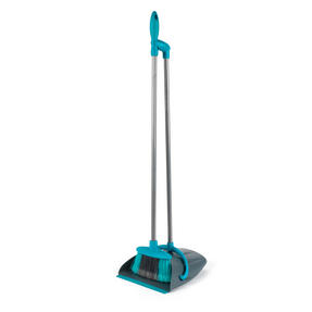 Beldray LA030139TQ Dustpan and Broom Cleaning Set