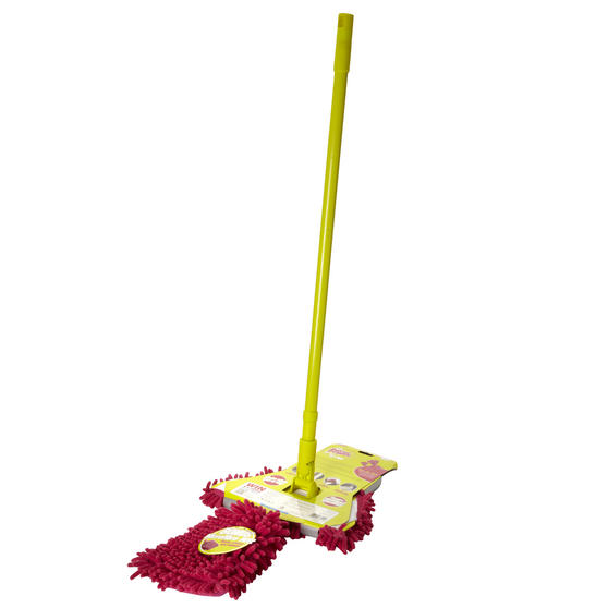 JML V04038 Doktor Power Multipurpose Microfiber Tri Mop and Mitt