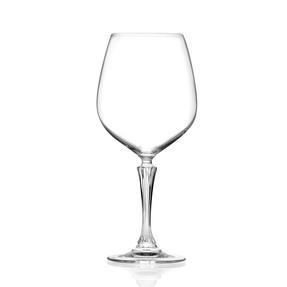 RCR COMBO-2191 Glamour Burgundy Balloon Gin Glasses, Set of 12 Thumbnail 2