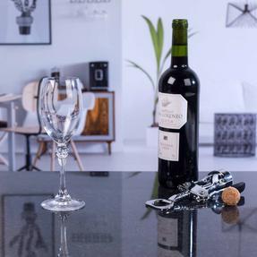 Luminarc COMBO-2169 Poetic 25 cl Elegant Wine Glasses, Pack of 6 Thumbnail 5