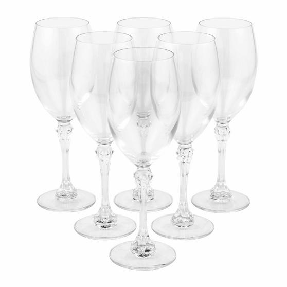 Luminarc COMBO-2170 Poetic 35 cl Wine Glasses, Pack of 6