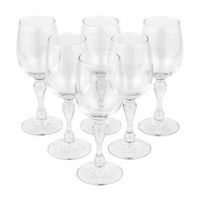 Luminarc COMBO-2172 Charms 20 cl Wine Glasses, Pack of 6