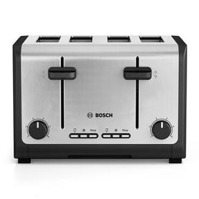 Bosch TAT6A643GB City 4 Slot Stainless Steel Toaster