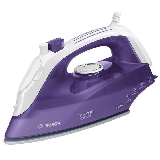 Bosch TDA2651GB Easy Fill Steam Iron, 2300W