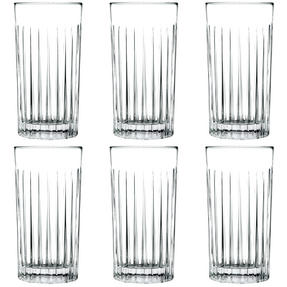 RCR 25753020006 Crystal Glassware Timeless High Ball Glasses, Set of 6 Thumbnail 3