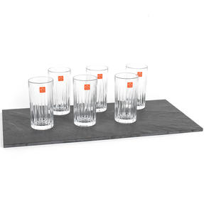 RCR 25753020006 Crystal Glassware Timeless High Ball Glasses, Set of 6 Thumbnail 5