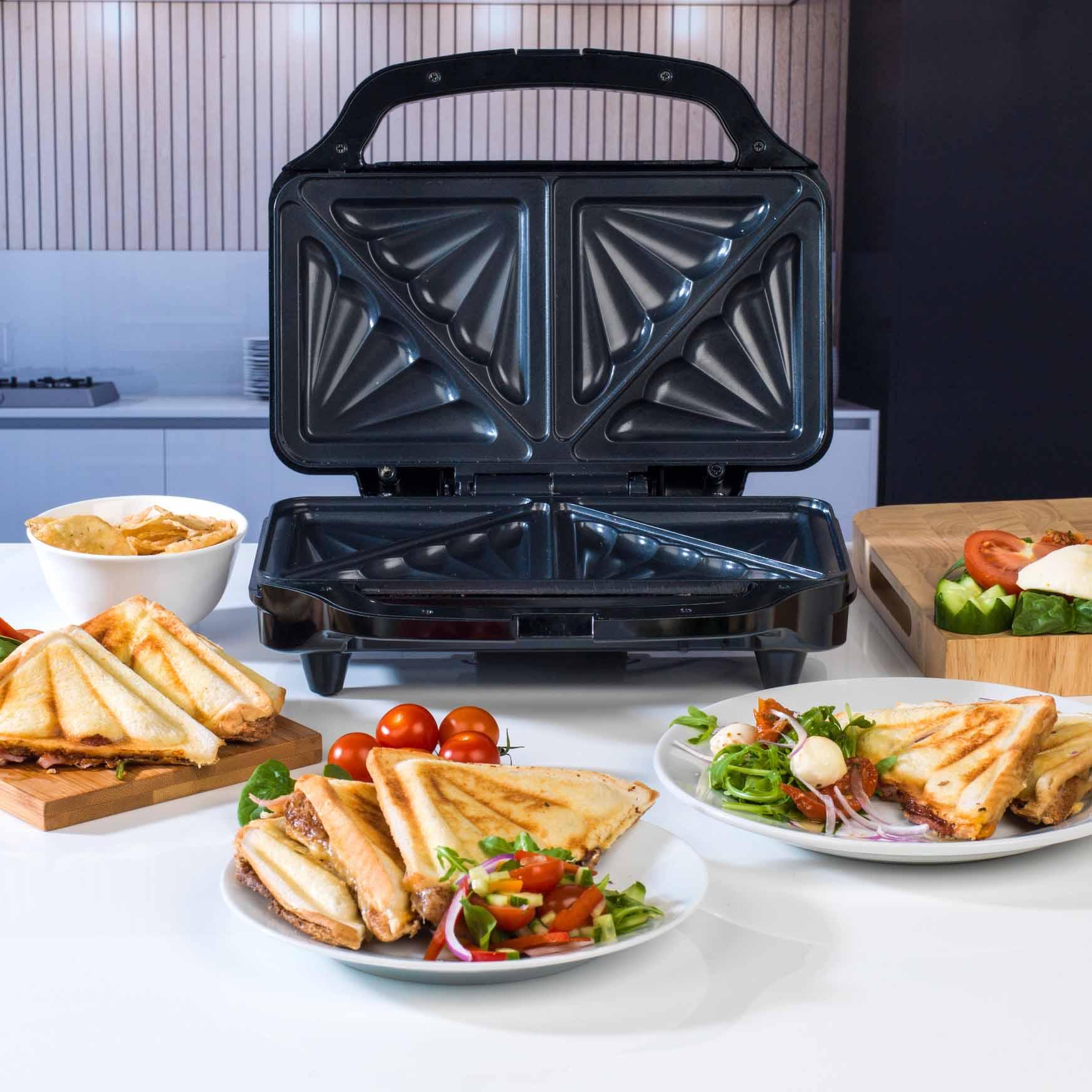 Beldray Deep Fill Sandwich Toaster 900 W Beldray